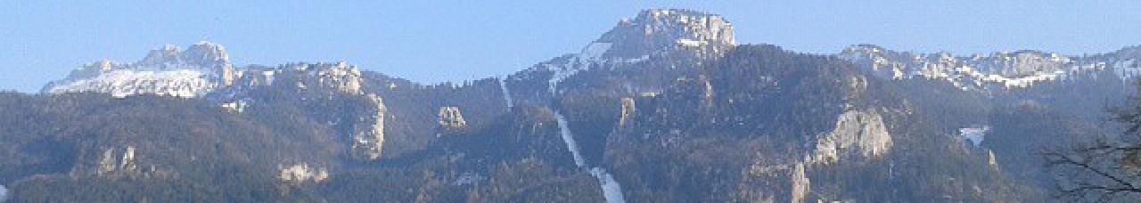 Kampwand mountains