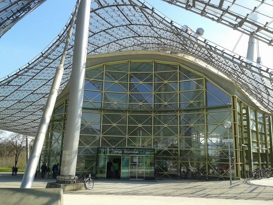 Olympia Schwimmhalle in München