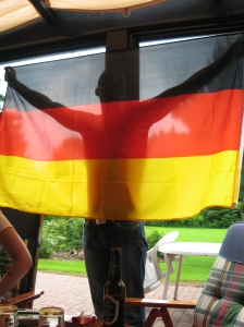 German flag | morguefile