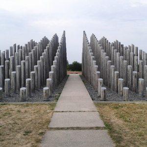 Rod pyramid in Dreieichenhain